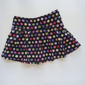 Gymboree Candy Shoppe skort Skirt Size 5